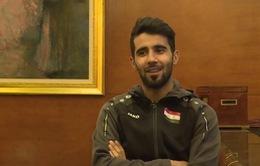 Thử thách Bashar Resan (U23 Iraq) kiến thức về Việt Nam