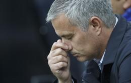 Man Utd lo sốt vó vì HLV Mourinho có dấu hiệu sắp từ chức