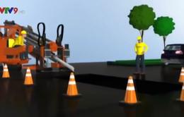 TP.HCM ứng dụng công nghệ khoan ngầm, hạn chế đào mở truyền thống