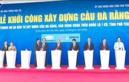 Phú Yên khởi công xây dựng cầu Đà Rằng
