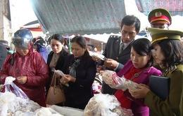 TP.HCM: Lập đoàn kiểm tra an toàn vệ sinh thực phẩm Tết