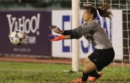Đặng Thị Kiều Trinh - Điểm tựa vững vàng của bóng đá nữ Việt Nam
