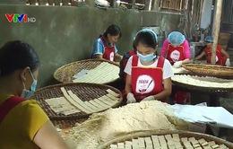 Làng nghề bánh mứt truyền thống Kim Long, Cố đô Huế vào vụ Tết