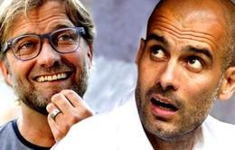 """""""Cờ đến tay"""", HLV Pep Guardiola lên tiếng an ủi Jurgen Klopp"""