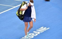 Brisbane International: Konta dừng bước tại tứ kết, Alex De Minaur tiếp tục gây bất ngờ