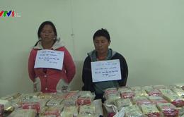 Điện Biên phá đường dây mua bán ma túy xuyên quốc gia