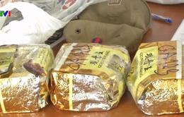Sơn La bắt 2 vụ vận chuyển ma túy