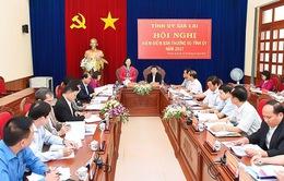 Ban Thường vụ Tỉnh ủy Gia Lai kiểm điểm tự phê bình và phê bình