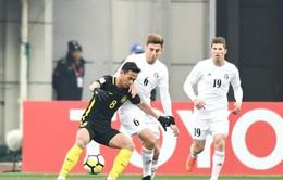 U23 Ả-rập Xê-út - U23 Malaysia: Khó cho đại diện Đông Nam Á (18h30 ngày 16/1 trực tiếp trên VTV6)