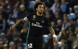 Marcelo: Real Madrid buồn bực và chìm nghỉm