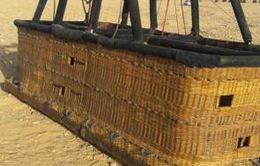 Rơi khinh khí cầu tại Ai Cập, hàng chục người thương vong