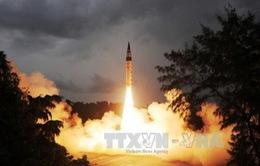 Ấn Độ thử thành công tên lửa đạn đạo Agni-V