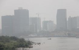Hiện tượng mù khô tại TP.HCM ở mức rất có hại cho sức khỏe