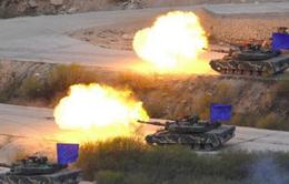 Mỹ - Hàn Quốc tạm dừng tập trận chung