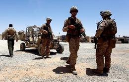 Mỹ tăng cường quân sự ở Afghanistan