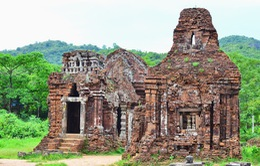 Số hóa hiện vật tháp cổ Di sản Văn hóa thế giới Mỹ Sơn