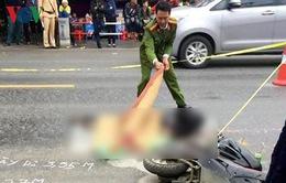 Nam sinh lớp 10 tử vong dưới gầm xe khách