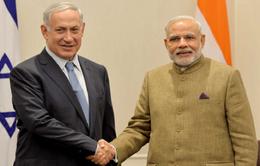 Thủ tướng Israel thăm chính thức Ấn Độ