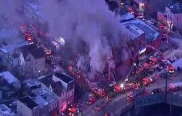 Thêm một vụ cháy chung cư tại quận Bronx, New York (Mỹ)