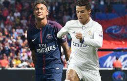 Chuyển nhượng bóng đá quốc tế ngày 06/01/2018: Real Madrid âm mưu bán Ronaldo để dọn chỗ cho Neymar