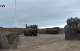 Nga triển khai hệ thống S-400 đến bán đảo Crimea