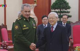 Việt Nam ủng hộ Nga đóng vai trò lớn hơn nữa ở châu Á-Thái Bình Dương