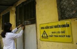 Hà Nội xử phạt nặng các bệnh viện xả chất thải nguy hại ra môi trường