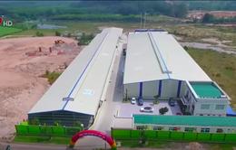Bà Rịa - Vũng Tàu: Đưa vào hoạt động nhà máy xử lý chất thải công nghiệp