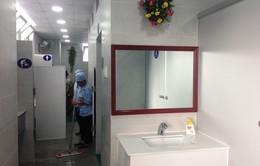 """Nhà vệ sinh """"5 sao"""" tại bệnh viện ở TP.HCM có gì đặc biệt?"""