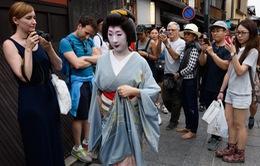 Khách du lịch đến Nhật Bản năm 2017 đạt mức cao kỷ lục