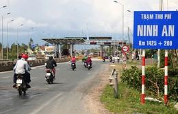 Tăng loại xe được miễn giảm phí qua trạm BOT Ninh An, Khánh Hòa