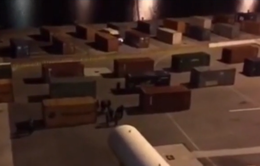 Hy Lạp bắt một tàu chở nguyên liệu nổ