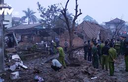 Sau vụ nổ ở Bắc Ninh, các chốt trực 24/24h kiểm soát xe vận chuyển phế liệu