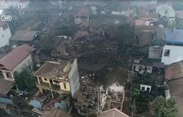 Vụ nổ ở Bắc Ninh: Các hộ dân ký cam kết không thu mua, tàng trữ các phế liệu quốc phòng