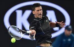 Dễ dàng vượt qua Vinolas, Djokovic thẳng tiến vào vòng 4 Australia mở rộng 2018