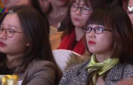 Nhiều cơ hội cho phụ nữ trong thời đại công nghiệp 4.0
