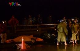 """Quảng Ngãi: Gia tăng tai nạn chết người cầu Ô Sông """"thắt cổ chai"""""""