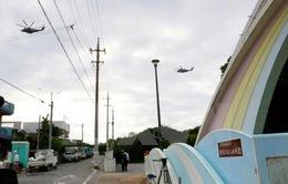 Nhật Bản chỉ trích Mỹ vi phạm lệnh cấm bay