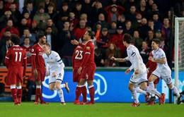 Kết quả, BXH Ngoại hạng Anh sau vòng 24: Man City, Man Utd, Arsenal, Chelsea đều chiến thắng, Liverpool thua sốc