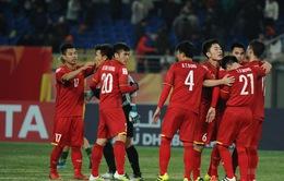 TRỰC TIẾP BÓNG ĐÁ U23 Iraq 0-0 U23 Việt Nam: Hiệp 1