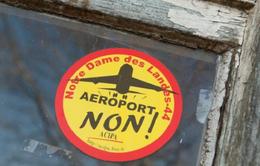 Pháp bỏ kế hoạch xây dựng sân bay mới ở miền Tây