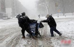 Trung Quốc duy trì cảnh báo thời tiết nguy hiểm