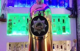Tìm thấy chai rượu vodka đắt nhất thế giới bị trộm