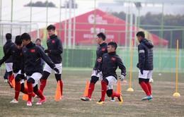 VCK U23 châu Á 2018: U23 Việt Nam đã sẵn sàng cho trận đấu với U23 Australia
