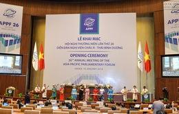 Hội nghị APPF-26: Quan hệ đối tác vì hòa bình, sáng tạo và phát triển bền vững