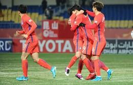 U23 Uzbekistan - U23 Hàn Quốc: Chờ đợi những bất ngờ! (18h30 hôm nay trực tiếp trên VTV6)