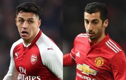Tin vui cho Arsenal, Man Utd: Mkhitaryan, Sanchez rục rịch đi xin cấp giấy phép lao động