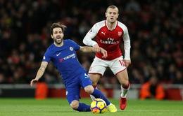 VIDEO: Tổng hợp diễn biến trận Arsenal 2-2 Chelsea
