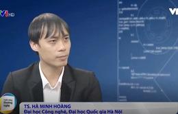 Gặp gỡ TS.Hà Minh Hoàng - Người đoạt Giải thưởng KHCN Thanh niên Quả Cầu Vàng 2017