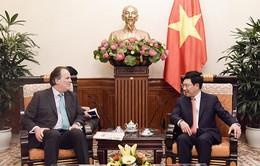 Tiếp tục thúc đẩy quan hệ Đối tác chiến lược Việt Nam - Anh